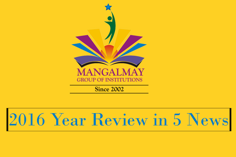2016 Year Review in 5 News