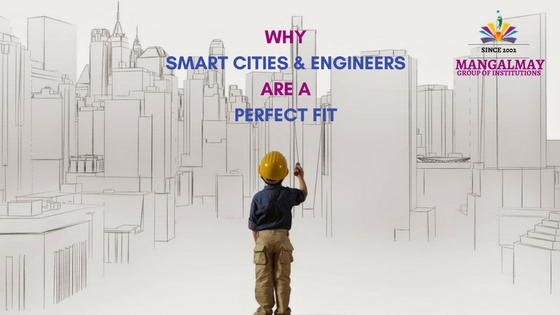 WHY SMART CITIES AND ENGINEERS ARE A PERFECT FIT