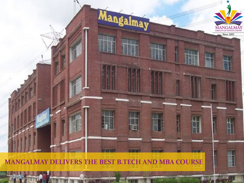 BEST B.TECH AND MBA COURSE IN GREATER NOIDA