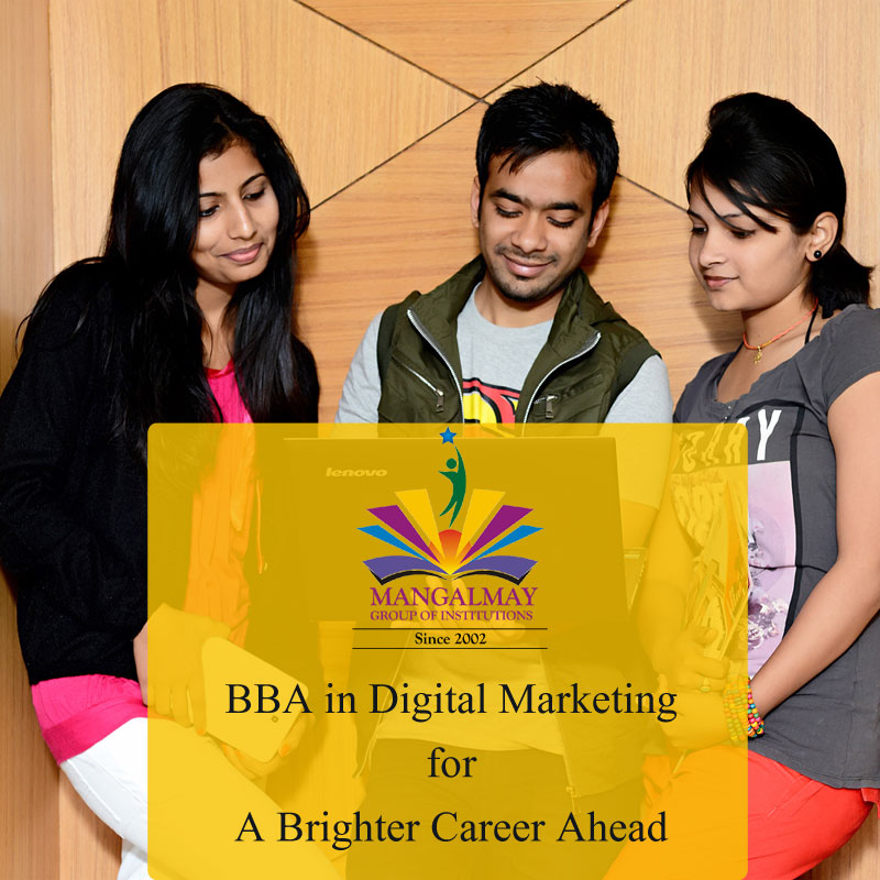 BBA in Digital Marketing