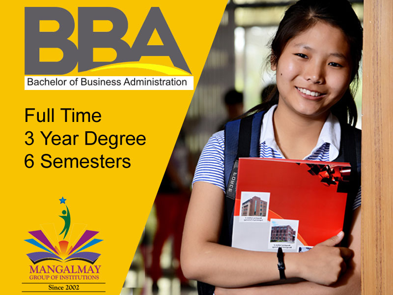 BBA AS THE STEPPING STONE FOR SUCCESS
