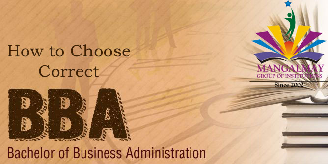 How to Choose Correct Bachelor Business Degree