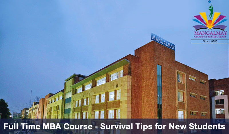 FULL TIME MBA COURSE