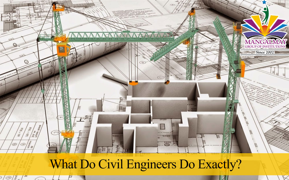 What Do Civil Engineers Do Exactly?