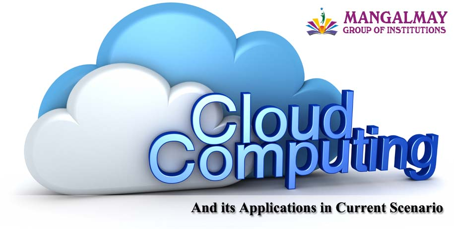 Cloud Computing and its Applications