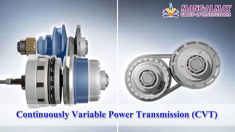 Continuously Variable Power Transmission
