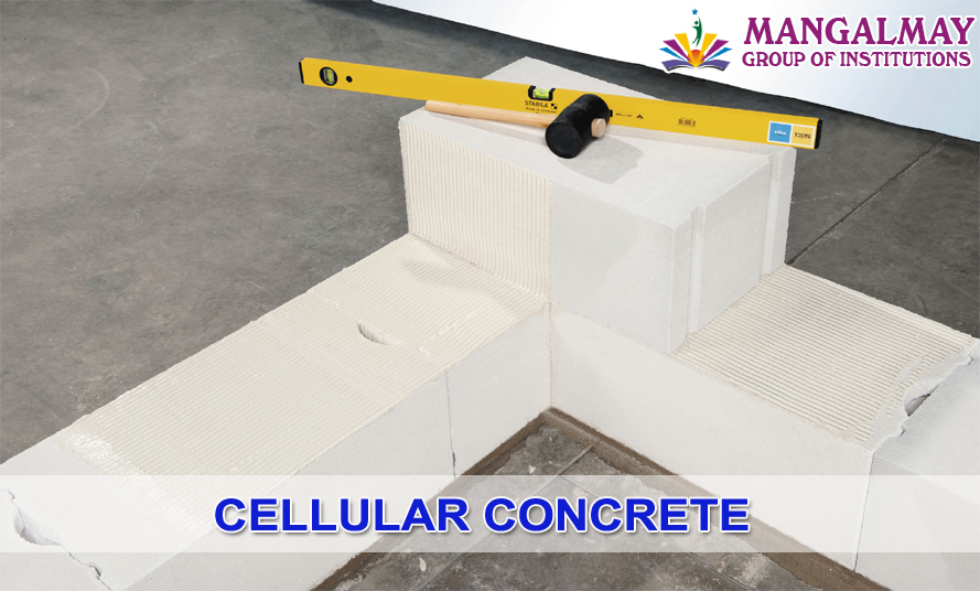 CELLULAR CONCRETE