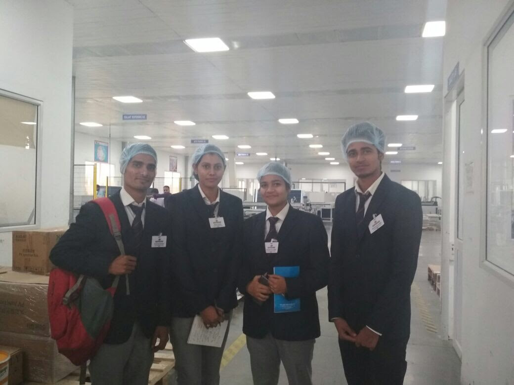 Industrial Visit - Jakson Engineers Ltd