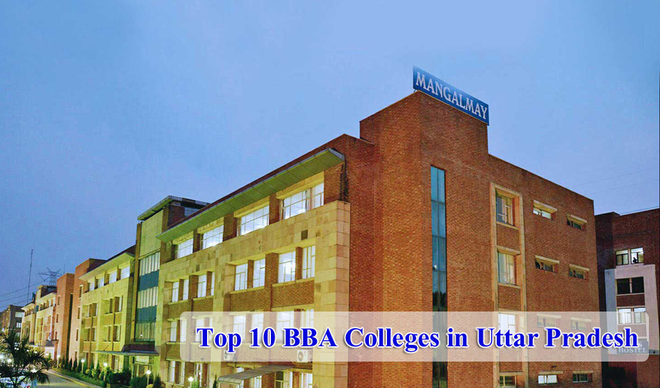 Top 10 BBA Colleges in Uttar Pradesh