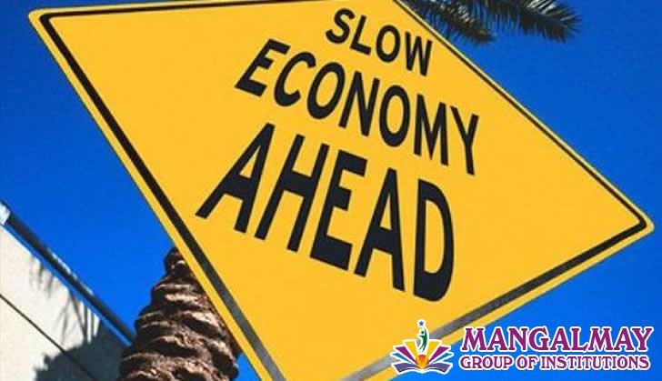 CAUSES OF ECONOMIC SLOW DOWN