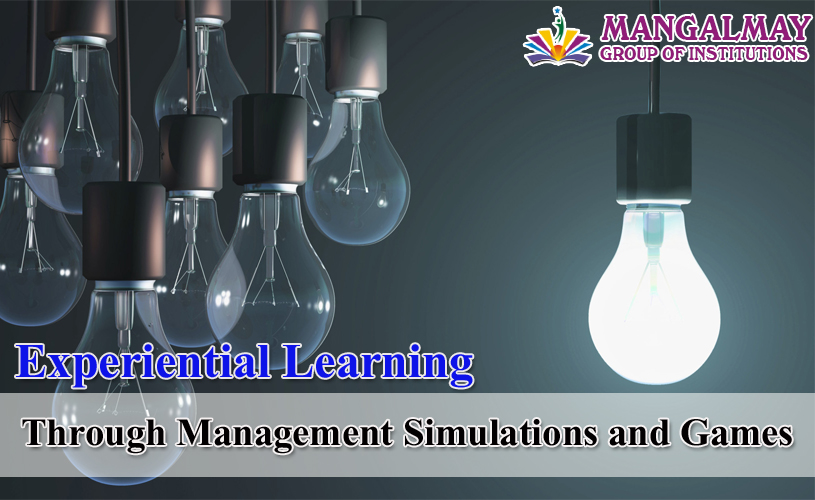 Experiential Learning through Management