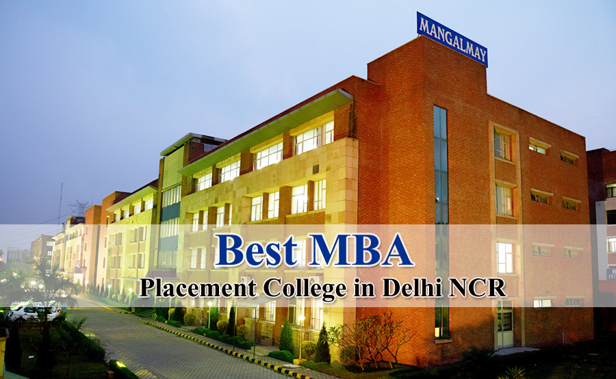 Best MBA Placement College in Delhi NCR
