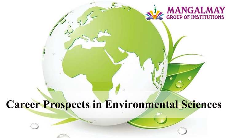 Career Prospects in Environmental Sciences