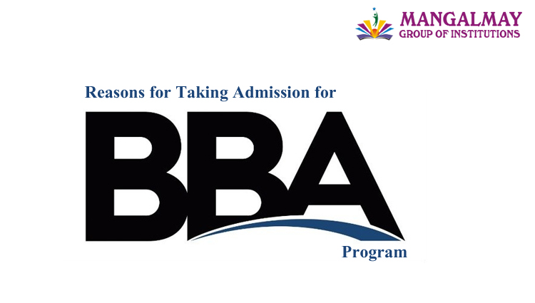 Reasons for Taking Admission for BBA Program