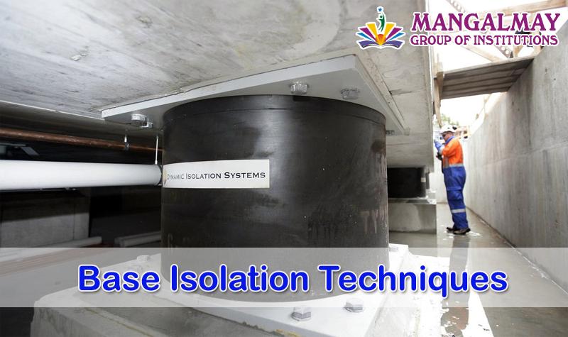 base isolation techniques