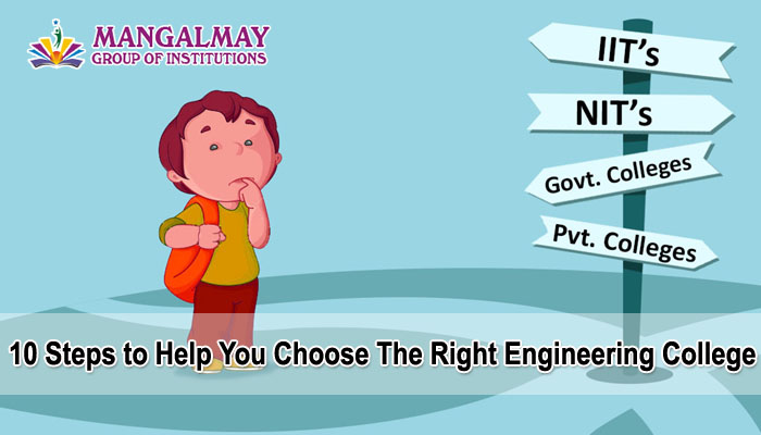 Choose the Right Engineering College
