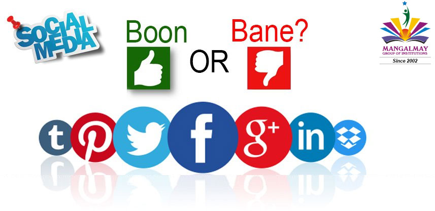 Social Media: A Boon or a Bane for Society and Individuals