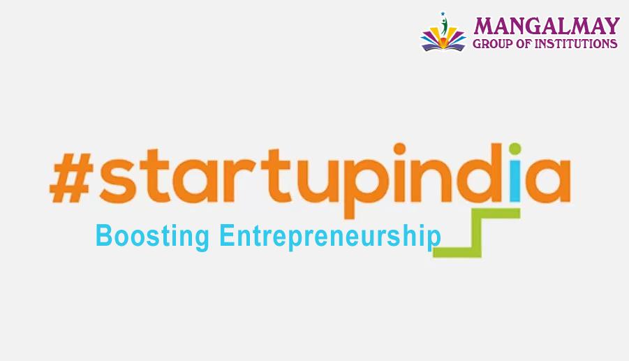 Startup India Boosting Entrepreneurship