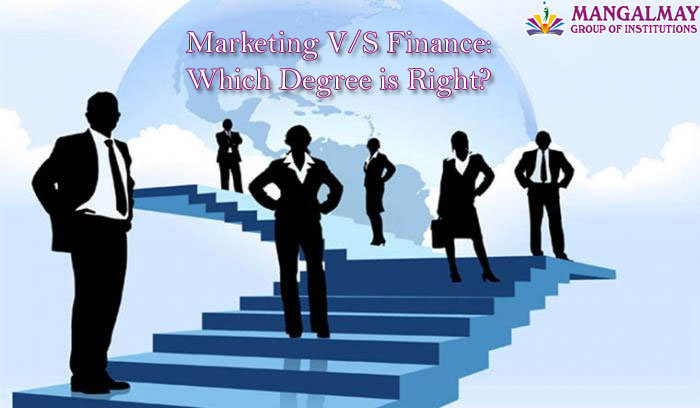Marketing v/s Finance: Which Degree is Right?