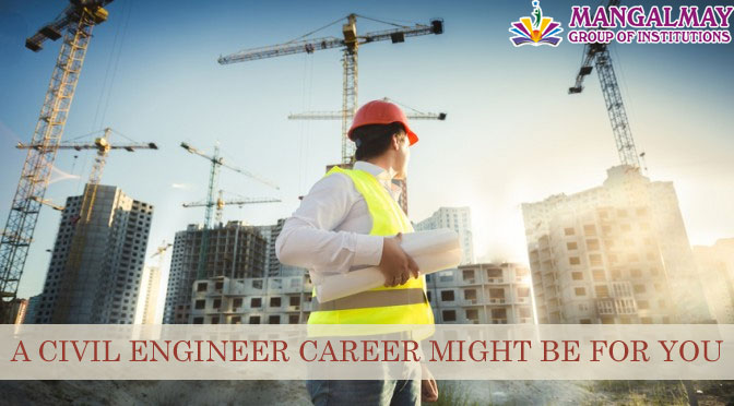 A Civil Engineer career might be for you