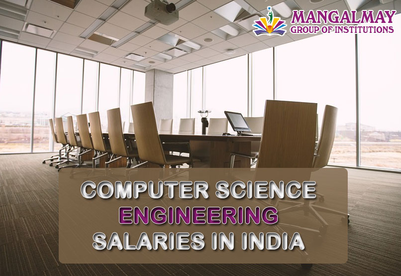 Computer science engineering salary in india
