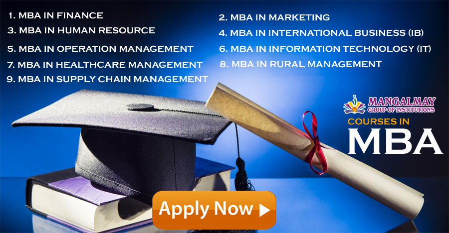 Courses in MBA