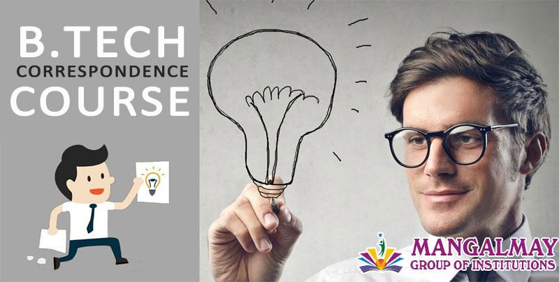 B.Tech Correspondence Course