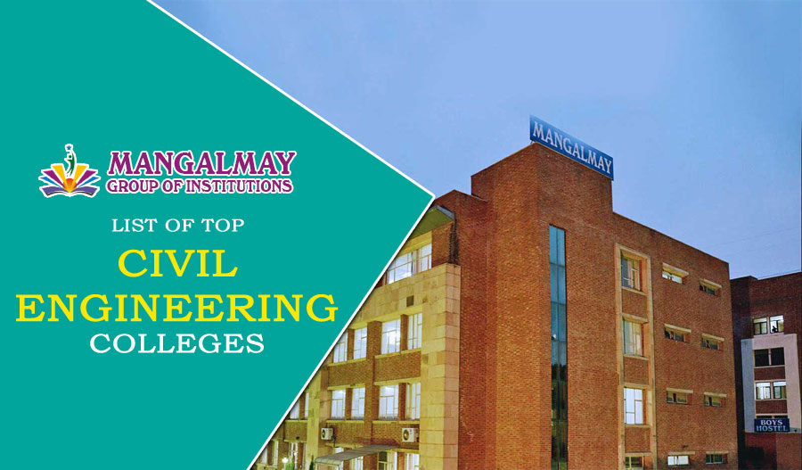 List Of Top Civil Engineering Colleges 2018-19