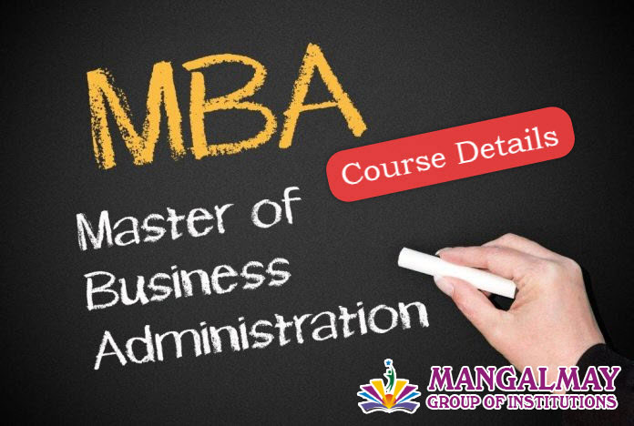 MBA COURSE DEATILS