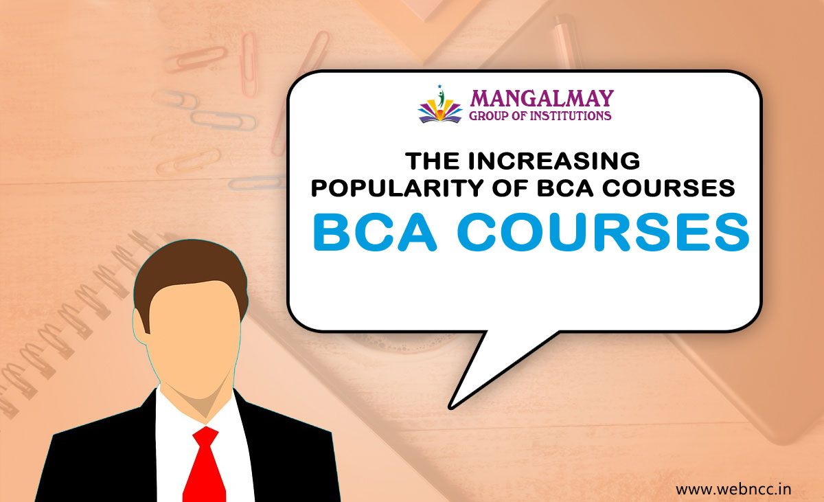 The Increasing Popularity of BCA Courses
