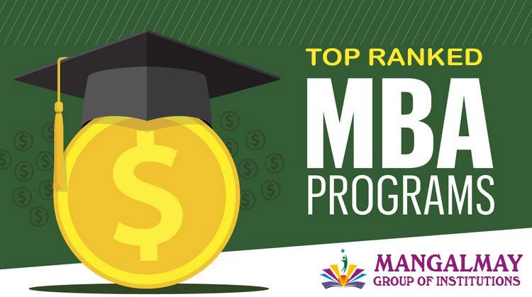 Top Ranked MBA Programs