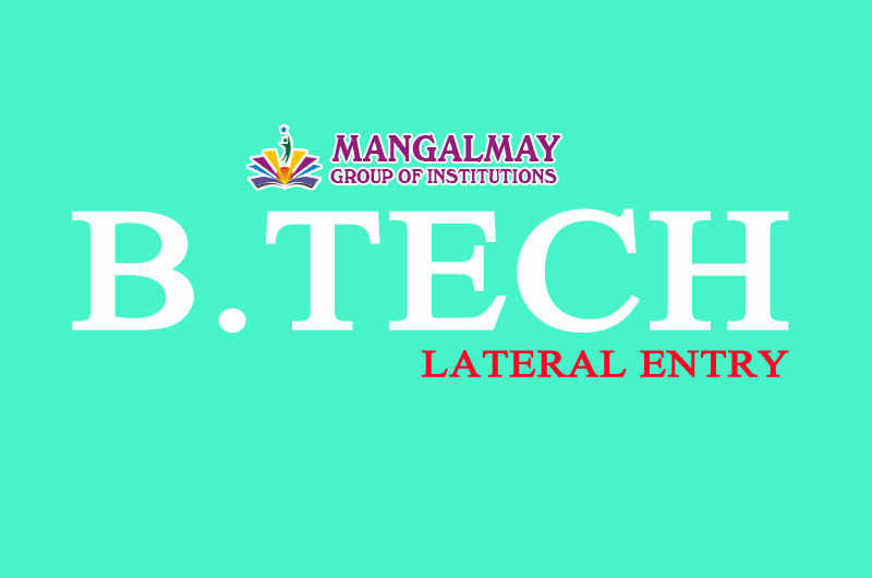 B.Tech Lateral Entry