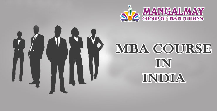 MBA Course in India