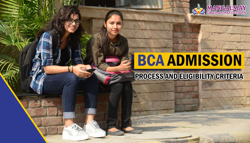 How Can I Get Admission in BCA?