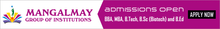 Admissions Open For B.Tech