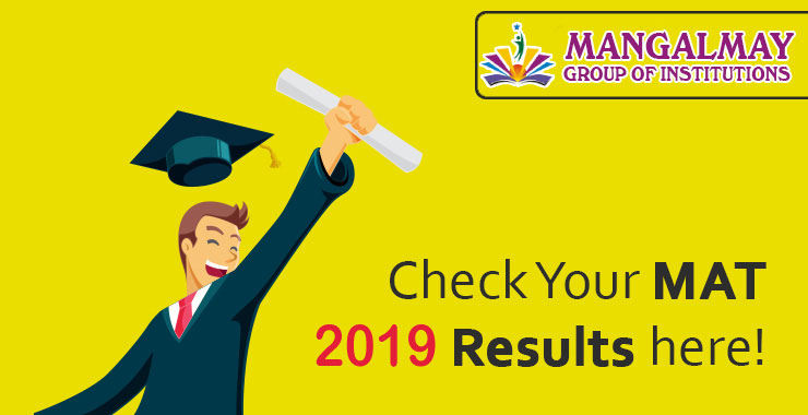 MAT 2019 Results