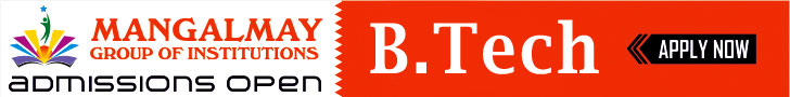 B.Tech admissions open