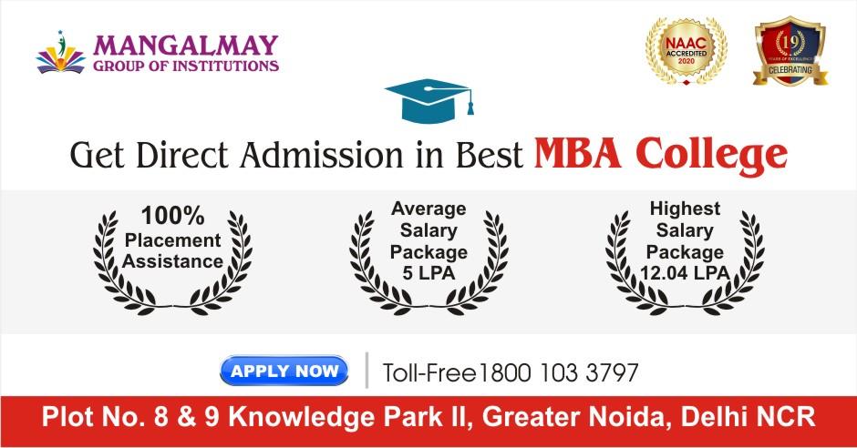 Best MBA in Delhi NCR