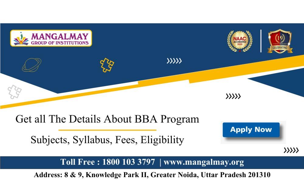 BBA Program
