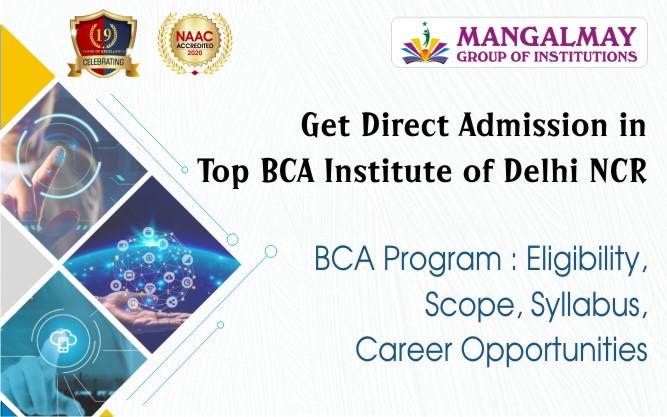 BCA Program